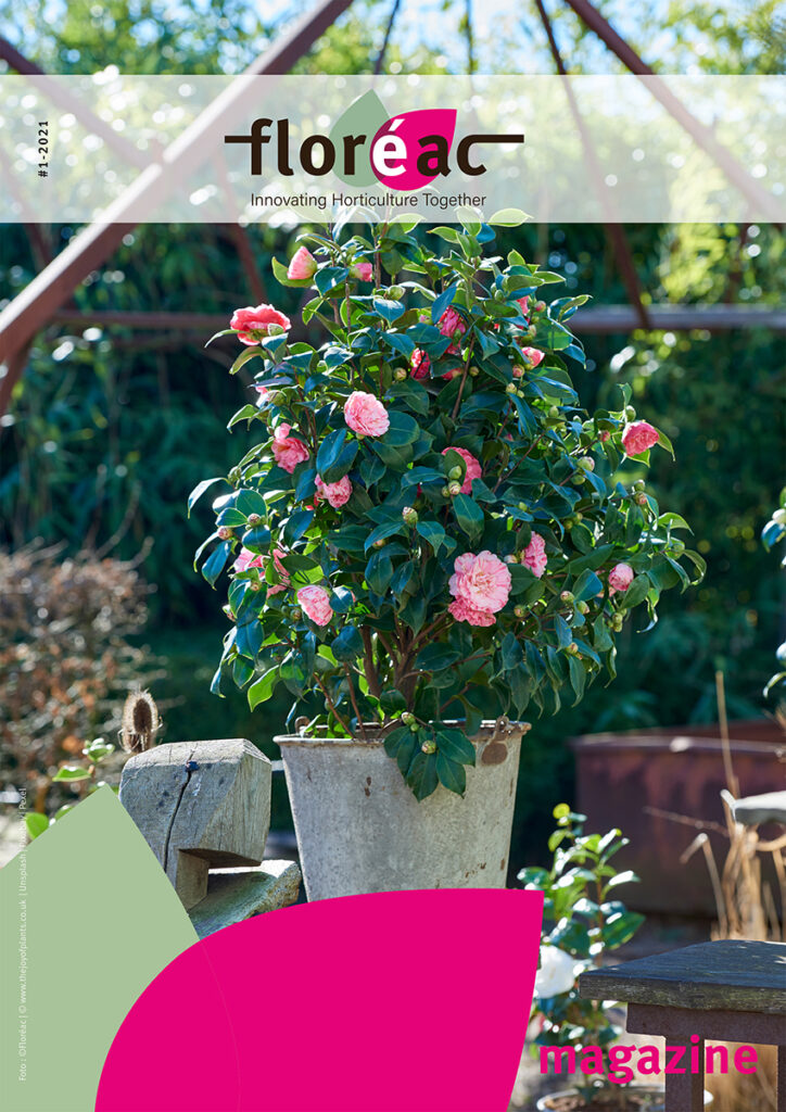 Floréac magazine 2021 #1 : Samen springen we verder